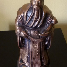Statueta Calugar/Rege chinez