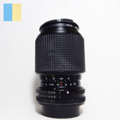 Obiectiv MC Sunaction Auto Zoom75-205mm f/4-5.6 Macro montura Canon FD [PR]