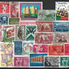 5819 lot timbre Italia