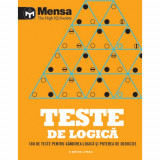 Mensa - Teste de logica |