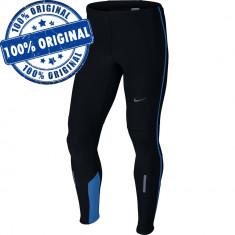 Pantalon Nike Tech Running pentru barbati - pantaloni originali