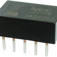 Releu bistabil, 24V DC, 14x9x5mm - 128344