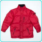 Geaca de iarna, puf gâscă, călduroasa, usoara, GAP → baieti | 11—12 ani | 152 cm
