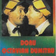 Caseta Doru Octavian Dumitru – Mașina De Râs (Numai Pentru Adulți) , stand-up