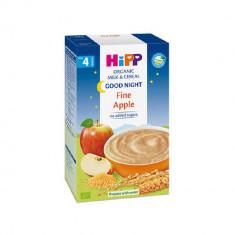 Cereale cu mar Hipp Noapte buna, 250 g, 4 luni+