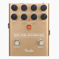 Fender Pedal MTG Tube Distortion