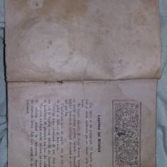 Carte veche religioasa,LACRIMA LUI CRISTOS,Preot AL.SANDULESCU,INGERUL,T.GRATUIT