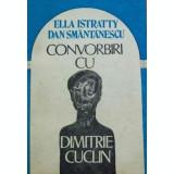 Convorbiri cu Dimitrie Cuculin