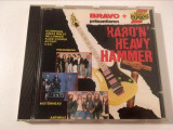 *CD muzica Rock, Heavy Metal: Hard´N´Heavy Hammer (Uriah Heep, Judas Priest...)