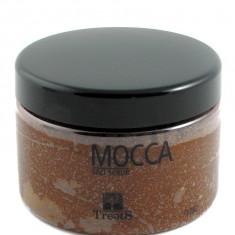 Sare Exfolianta pentru Corp TREETS cu Mocca 450 ml