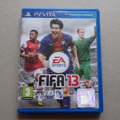 Card joc original Sony PS Vita FIFA fotbal soccer original ca nou in cutie