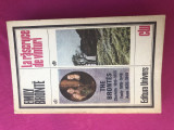 La rascruce de vanturi, de Emily Bronte, Ed. Univers 1978, stare FB