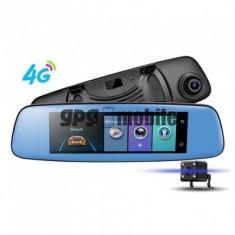 Oglinda Retrovizoare Star E06, slot sim 4G , 7.84 inch HD, Android 5.1, Camera DVR Fata, Spate, Wireless, Bluetooth, Parcare