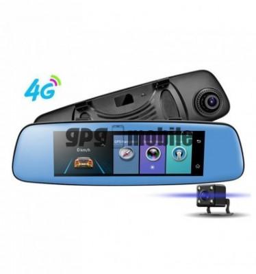 Oglinda Retrovizoare Star E06, slot sim 4G , 7.84 inch HD, Android 5.1, Camera DVR Fata, Spate, Wireless, Bluetooth, Parcare foto