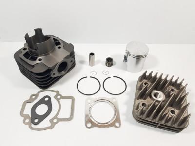 Kit Cilindru Set Motor + CHIULOASA Scuter Piaggio Piagio Free 80cc RACIRE AER foto