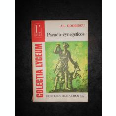 A. I. ODOBESCU - PSEUDO-CYNEGETICOS