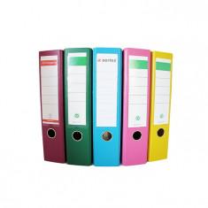Pachet 4+1 Gratis Biblioraft plastifiat PP/PP 8 cm