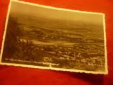 Ilustrata Sighet de Maramures - malul Tisei si Slatina 1939 Foto Cluj