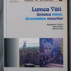 Magdalena Crăciun; Maria Grecu; Răzvan Stan - Lumea Văii. Unitatea minei...
