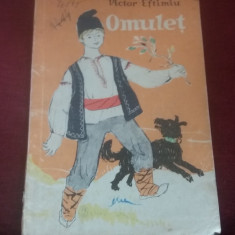 VICTOR EFTIMIU - OMULET