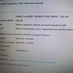 Laptop HP ProBook 640 G1 i7-4610M