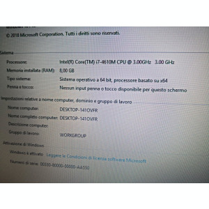 Laptop HP ProBook 640 G1 i7-4610M