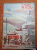 Stiinta si tehnica pentru tineret ianuarie 1950