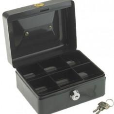 Cutie pentru bani Yale YKB/80/BB2 (Negru)