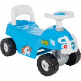 Masinuta Ride-On Hero ATV Albastru, Pilsan