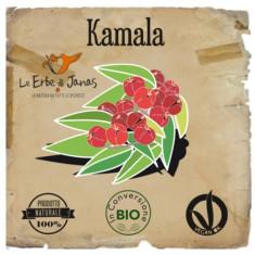 Pudra ayurvedica de Kamala, 100gr - Erbe di Janas
