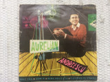 "Aurelian andreescu only you 4 melodii single disc 7"" vinyl muzica usoara pop, VINIL, electrecord"