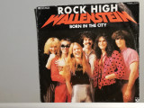 Wallenstein – Rock High/Born in The City (1980/EMI/RFG) - Vinil Single pe '7/NM