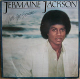 VINIL  Jermaine Jackson – Let's Get Serious  LP VG+
