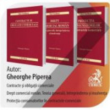Pachet Drept Comercial - Gheorghe Piperea