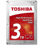HDD P300, 3.5, 3TB, SATA3, 7200rpm, 64MB, Toshiba