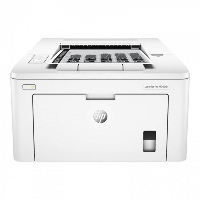 Imprimanta Laser mono HP Laserjet Pro M203dn, A4