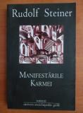 Rudolf Steiner - Manifestarile Karmei