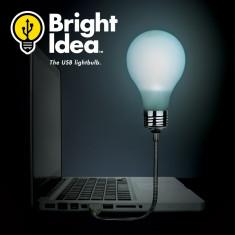 Lampa USB pentru citit - Bright Idea | Just Mustard