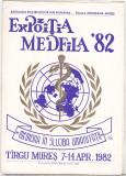 bnk fil Catalogul Expofil Medfila `82 Targu Mures 1982