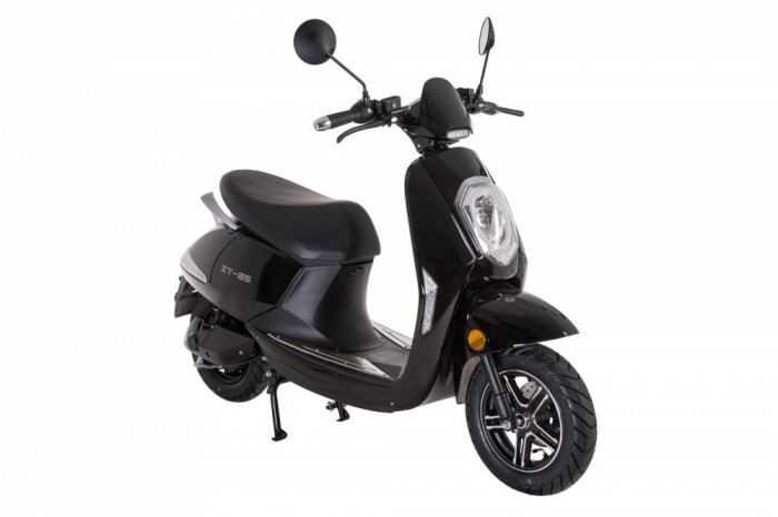 Scuter Moped electric motor Bosch 60V Grace 800W ZT25 EEC BERLIN NEGRU