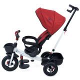Tricicleta cu scaun rotativ Evora rosu KidsCare