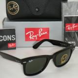 RAY BAN RB 2140 WAYFARER Clasic 901 50-22 !!!, Plastic, Verde