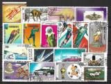 570 - lot timbre Mongolia