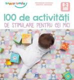 100 de Activități de stimulare pentru cei mici