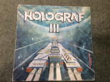 Holograf III vol. 3 album disc vinyl lp muzica pop rock electrecord ST EDE 03442, VINIL