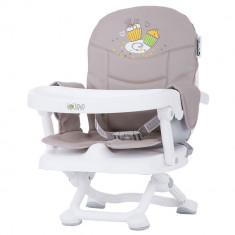 Inaltator scaun de masa Chipolino Lollipop Mocca