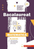 Bacalaureat 2021. Matematică. Mate-Info