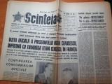 Scanteia 25 iulie 1980-nadia comaneci dezavantajata la olimpiada de la moscova