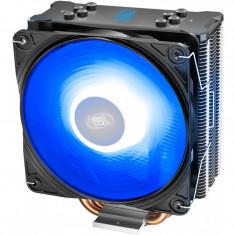 Cooler CPU Deepcool GAMMAXX GTE V2 RGB, Ventilator 120mm, Heatpipe-uri cupru,...