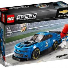 LEGO Speed Champions - Masina de curse Chevrolet Camaro ZL1 (75891)